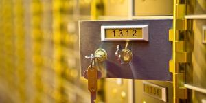 Safety Deposit Boxes Stoke